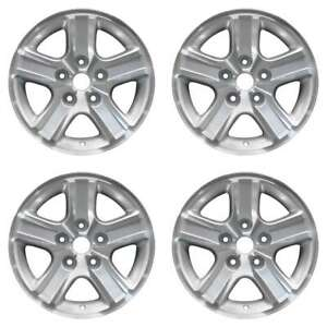 Dodge Ram 1500 2006 2011 17 Factory Oem Wheels Rims Set