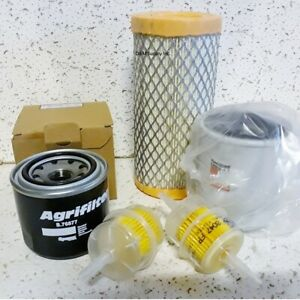 Kubota Filter Service Maintenance Kit Bx23 Bx22 Bx2660 Bx2200 Bx2670 Zd28