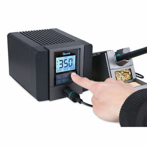 Quick Ts1200a Lcd Touch Soldering Station Is Intelligent Phone Soldering Tool