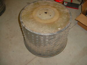 Ih Cyclo Air Planter Corn Seed Drum 8 Row international Harvester 800 900