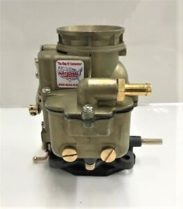 Holley 94 New Carburetor With A Long shaft Tri powers secondary Unit No Idle