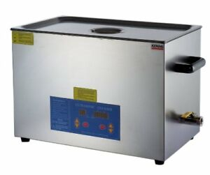 Kendal Commercial Grade 780 Watts 5 55 Gallon Heated Ultrasonic Cleaner Hb821