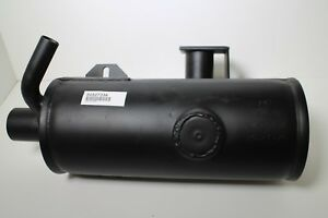 Muffler For New Holland Ls160 Ls170 Lx565 Skid Steer Loaders Part 86527336