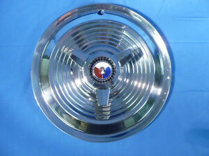 Original Survivor Ford 427 Galaxie 500xl 15 Spinner Wheel Cover Hubcap