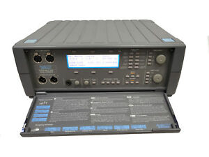 Audio Precision Portable One Dual Domain Digital analogue Audio Analyser