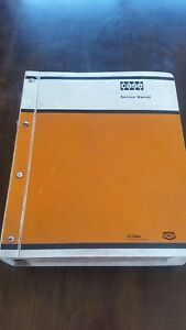 Original Case 310g 350 Crawler Service Repair Manual 9 99772