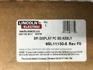 L11130 5 Lincoln Invertec V350 Pro Spi Display Pc Board