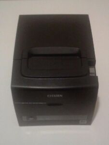 Citizen Ct s310ii Tz30 m01 Pos Usb Serial Thermal Receipt And Barcode Printer