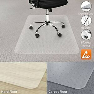 Computer Chair Mats Static Discharge Control Office Marshal Anti static Carpet