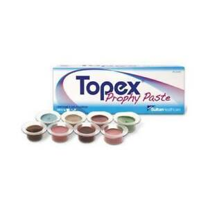 Sultan 30000 Topex Prophy Paste Assorted Coarse Grit With Fluoride 200 bx