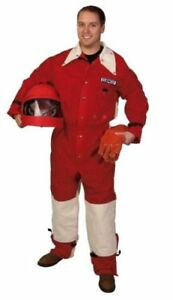 New Clemco Blast Suit Large