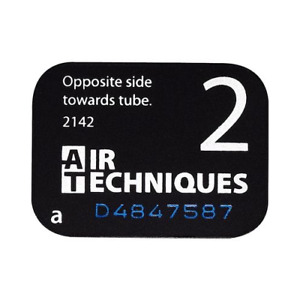 Air Techniques 73445 2 Scanx Intraoral Phosphor Dental Plates Size 2 4 pk
