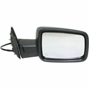 Power Mirror For 2013 2018 Ram 1500 2500 Right Side Manual Folding Heated
