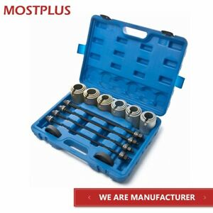 Universal Press And Pull Sleeve Remove Install Bushes bearings seals Tool Kit