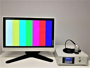 Stryker 1488 Cmos Hd Camera System With Vision Pro 26 Led Monitor