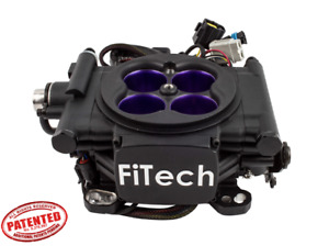 Fitech 30008 Mean Street Efi 800 Hp Fuel Injection Kit Self Tuning