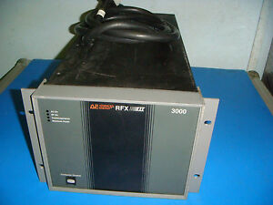 Advanced Energy 3000 Rfx Ii Model 3155047 007 A 5 Kw Power Supply s1