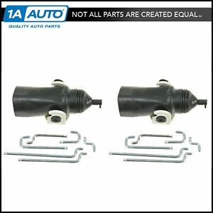 Power Door Lock Actuator Left Right Pair Set For Ford Lincoln Mercury