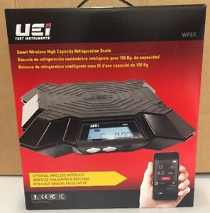 Uei Smart Wireless High Capacity Refrigeration Scale Wrsx