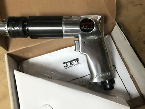 Jet Air Drill 1 2 Jacobs Chuck 500 Rpm Jsm 703