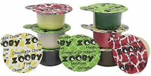 Young Dental 600010 Zooby Animal Pack Assorted Prophy Paste100 pk Coarse