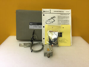 Hp Agilent 54003a 300 Mhz Input Pod 10433a Passive Probe Accy s Tested