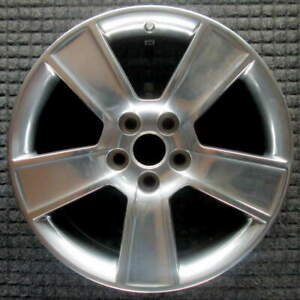 Ford Mustang Polished 18 Inch Oem Wheel 2006 2009 6r3z1007aa 8r3z1007r