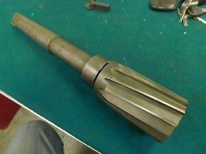 Cleveland Hss 2 00 Shell Reamer And Arbor 4 Morse Taper Shank