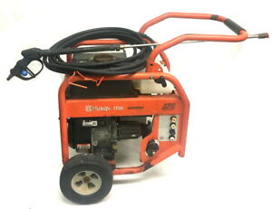 Husqvarna Pressure Washer 3100psi Gas Powered Orange