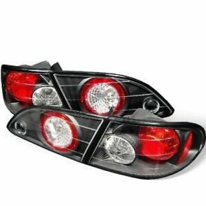 Spyder Led Tail Lights Fits Toyota Corolla 98 02