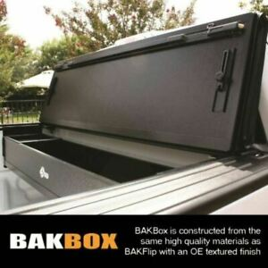 Bak Box Toolbox For Tonneau Cover 09 15 Dodge Ram W O Ram Box 5ft 7in Bed