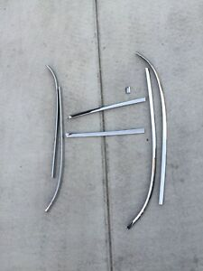 Ford Truck Front Windshield Molding Trim 1967 1968 1969 1970 1971 1972 F100 F250