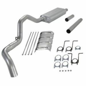 Flowmaster 1987 1993 Ford Truck F250 F350 7 5l 3 Single Cat back Exhaust Kit