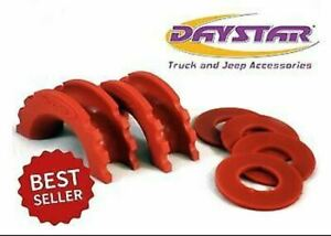 Daystar D ring Isolator And Washers Red