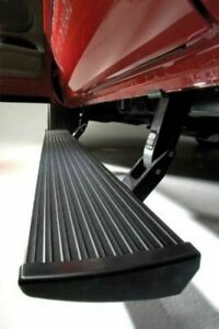 Amp Research 75118 01a Powerstep Electric Side Step Running Boards New