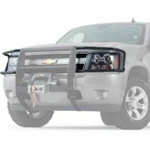 Warn Trans4mer Black Brush Guards Gmc Sierra Yukon 1999 2007