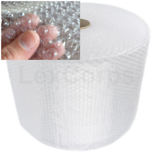 Bubble Cushioning Wrap Small Medium Large 175 350 700 Ft Roll Perforated 12