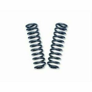 Pro Comp Front Coil Springs 4 Lift 1997 2006 Jeep Wrangler Tj Lj 55497
