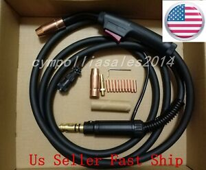 Us Seller Mig Welding Gun 12 200amp Replacement lincoln Magnum 250l power Mig