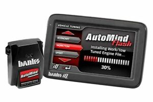Banks Iq Flash W Automind Programmer 06 10 Chevy Gmc Duramax 6 6l Diesel 61231