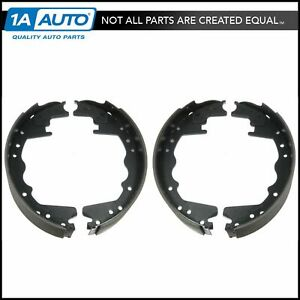 12 X 3 Inch Rear Drum Brake Shoes For Ford Dodge Van Truck