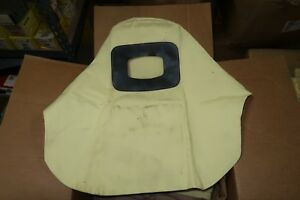 Msa 486328 Lightweight Welders Hood Assembly Made With Kevlar Cloth For Welding
