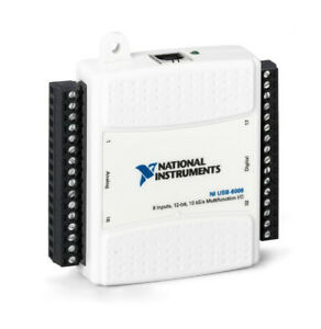 National instruments ni usb 6008 low cost multifunction daq tested good