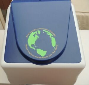 American Micro Detection Systems Water Analysis Rex Shield Enclosure Case