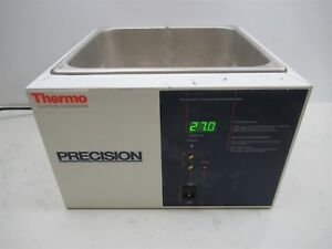 Thermo Precision 2837 280 Series Water Bath Microprocessor Controlled Heated Lab