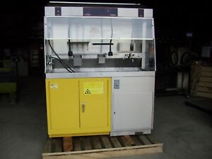 Mopec Grossing Station Mb400 Mod Mortech Waste Disposal 5 Ft Mmb 4053 Thermo