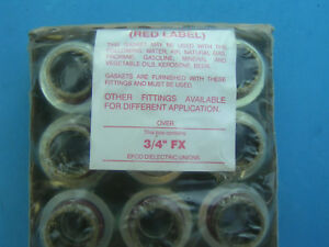 Dielectric Unions 3 4 Pipe Thread To 3 4 Copper Sweat Joint Union Plumbing