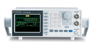 Gw Instek Afg 2105 5mhz Arbitrary Function Generator W ext Counter Sweep