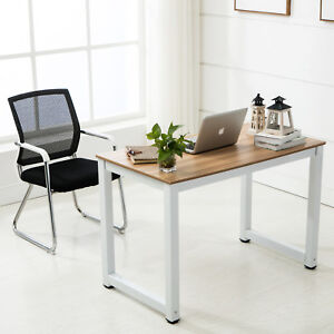 Suncoo Pc Computer Desk Laptop Table Workstation Study Home Office Furniture