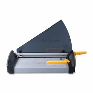 Fellowes Plasma 150 Paper Cutter 1 X Blade s cuts 40sheet 15 Cutting Length